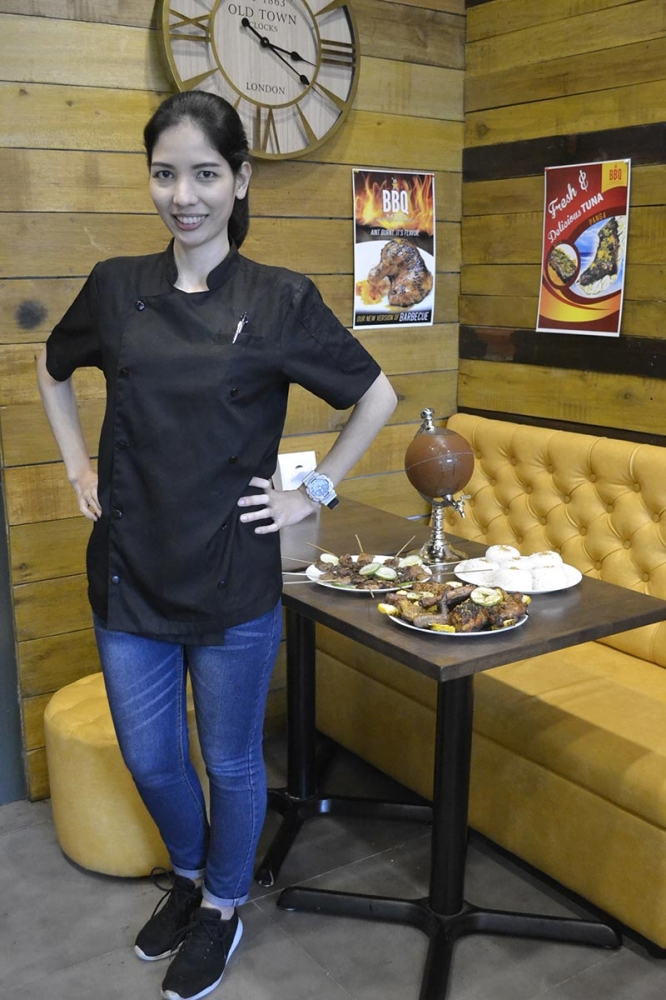 Cheska Jopson is the culinary genius behind BBQ Nation by The Epicurious Gastropub. (Contributed photo)