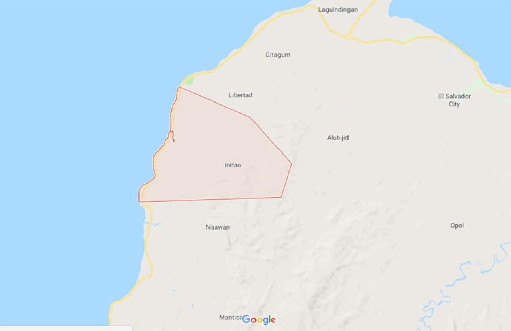 Screenshot from Google Map