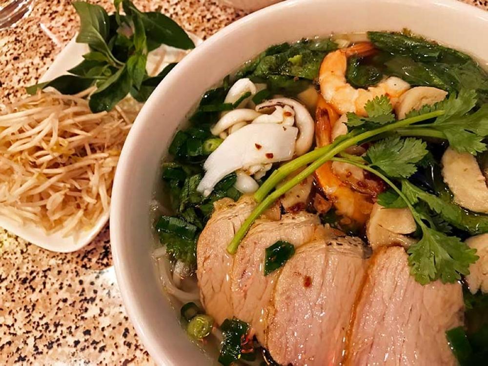 Little Nam's meals. (Stella A. Estremera)