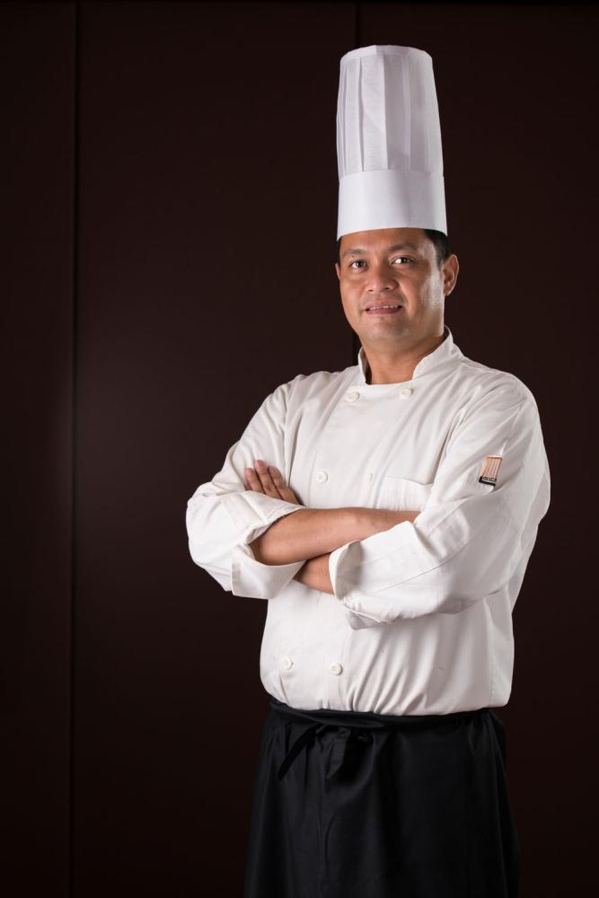 Chef Juanito Abangan