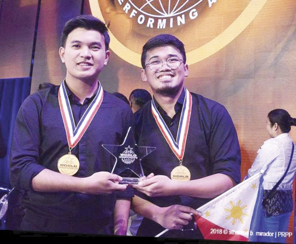 2 Cebuanos win in talent Olympics - SUNSTAR