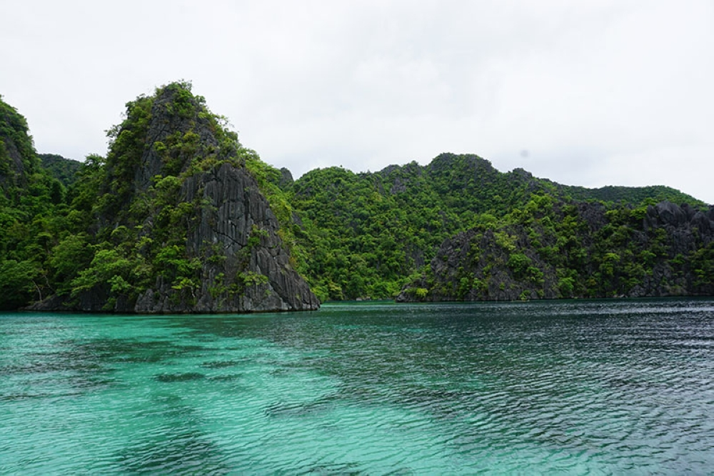 The cerulean waters of Coron, Palawan. (Contributed photo)