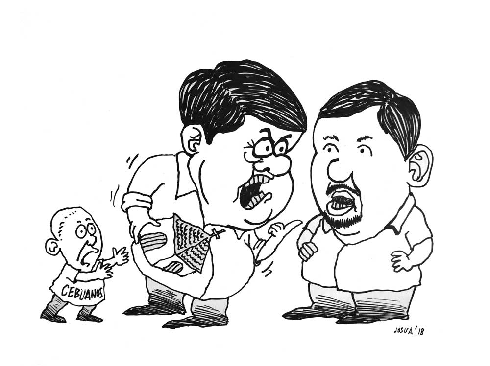 Editorial Cartoon by Josua Cabrera