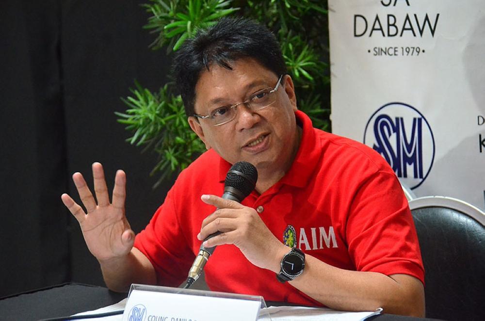 Davao City councilor Danilo Dayanghirang