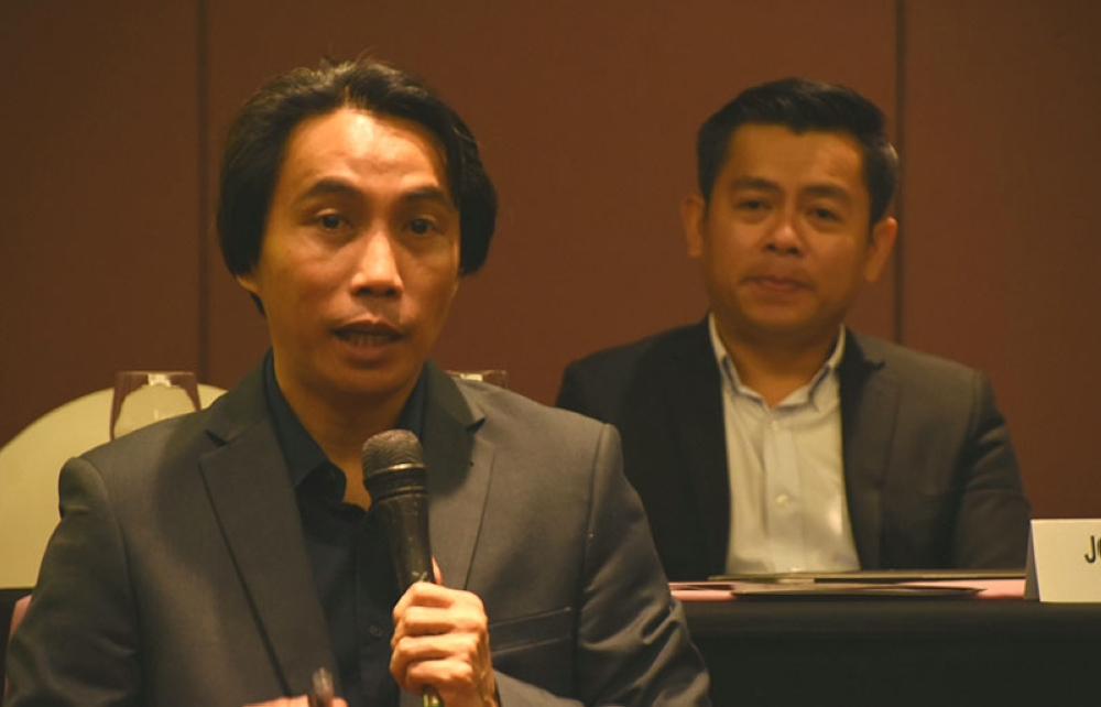 TRUTHS AND MYTHS. Neil Arnold Montesclaros Premier Family Business executive director, and Premier Business Consultation CEO Jonathan Ramos believe the FEEC will help support an economy consisting mostly of family businesses. (SunStar Photo / Ruel Rosello)