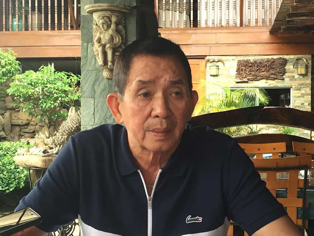 Bacolod City Acting Vice Mayor Ricardo Tan