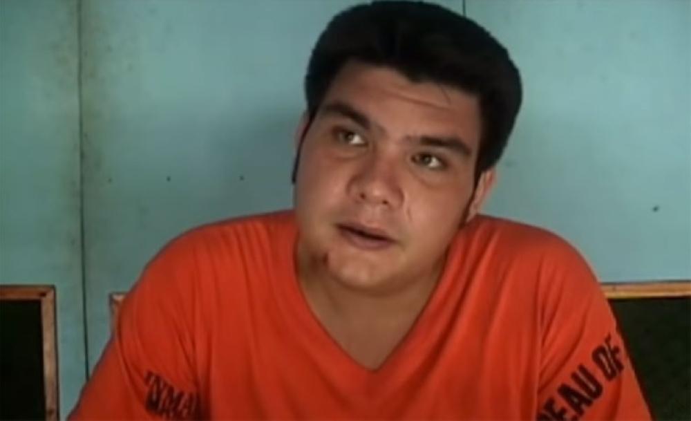 Paco Larrañaga (Screenshot from Give Up Tomorrow documentary)