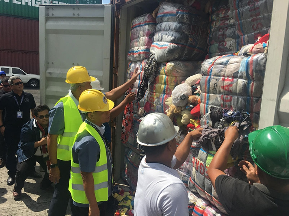 The Bureau of Customs (BOC) seized 11 shipments at the port of Davao from January to July after its consignees misdeclared the goods inside the containers.