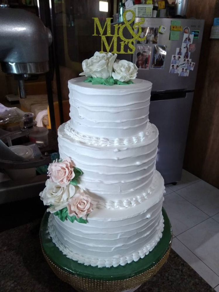 CAGAYAN DE ORO. A sample of customized cakes baked by Fatima Alpha Actub. (Photo from #MyTreats Facebook page)