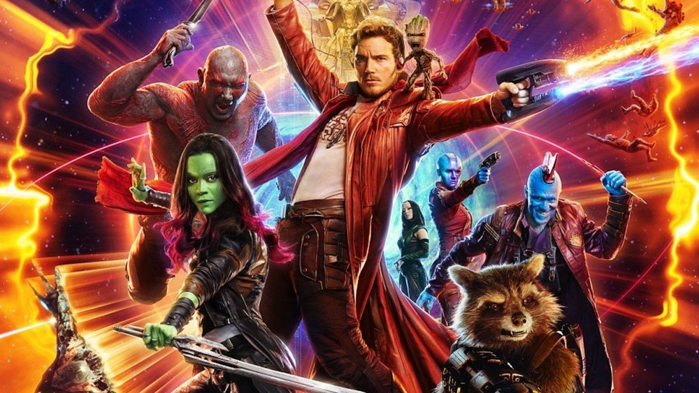 Guardians of the Galaxy  (Foto/TVGN)