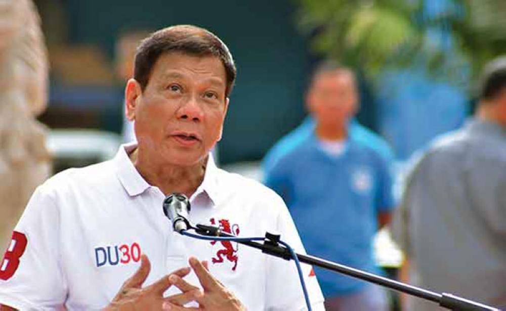 Presidente Rodrigo Duterte (File Photo)