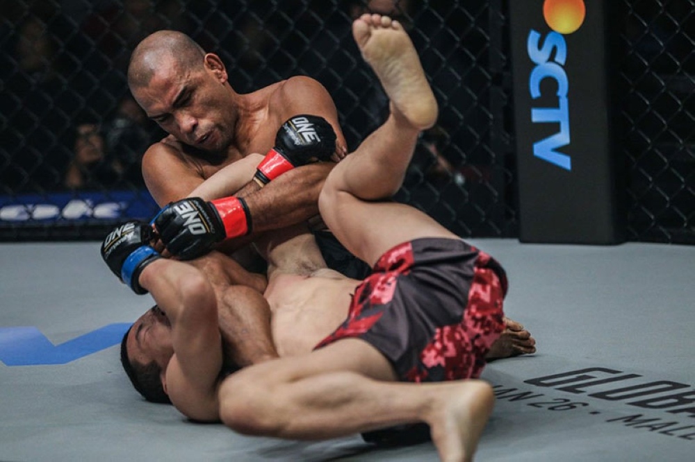 VALIDATION. A fifth straight win in the strawweight division of One Championship will catapult Ilongo Rene Catalan as one of the elite fighters in the division, despite having back to back losses in his first two fights in Asia's largest MMA promotion. (Contributed photo)