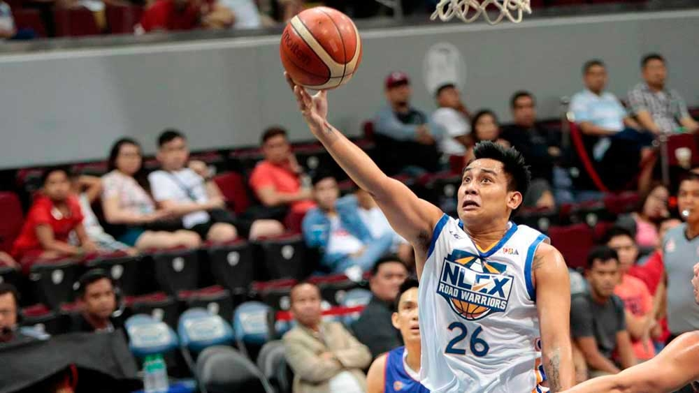SPOTLIGHT ON MACMAC. Mark Jayven Tallo proved  that he is a sound investment for the team after coming up with impressive performances in the past month. (PBA Images)
