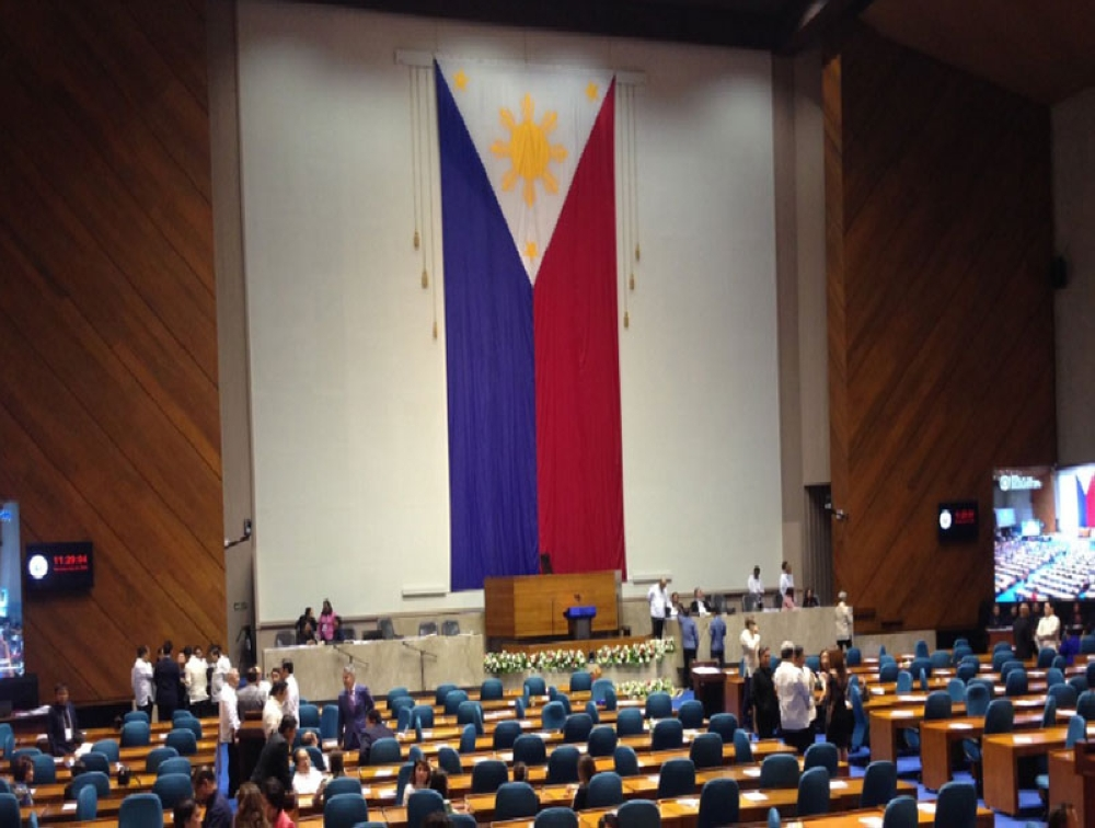 MANILA. The House of Representatives formally opens its third regular session on July 23, 2018. (Keith Calayag/SunStar Philippines)
