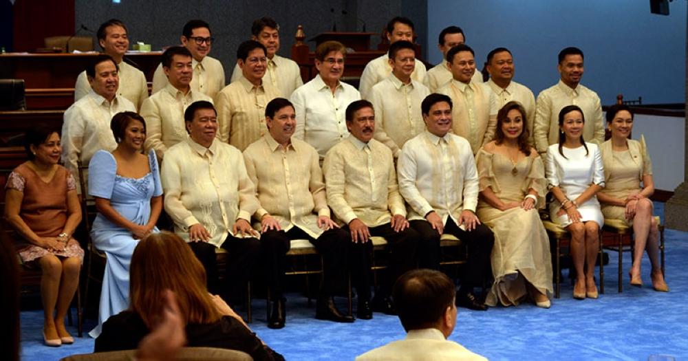 philippine senate president list