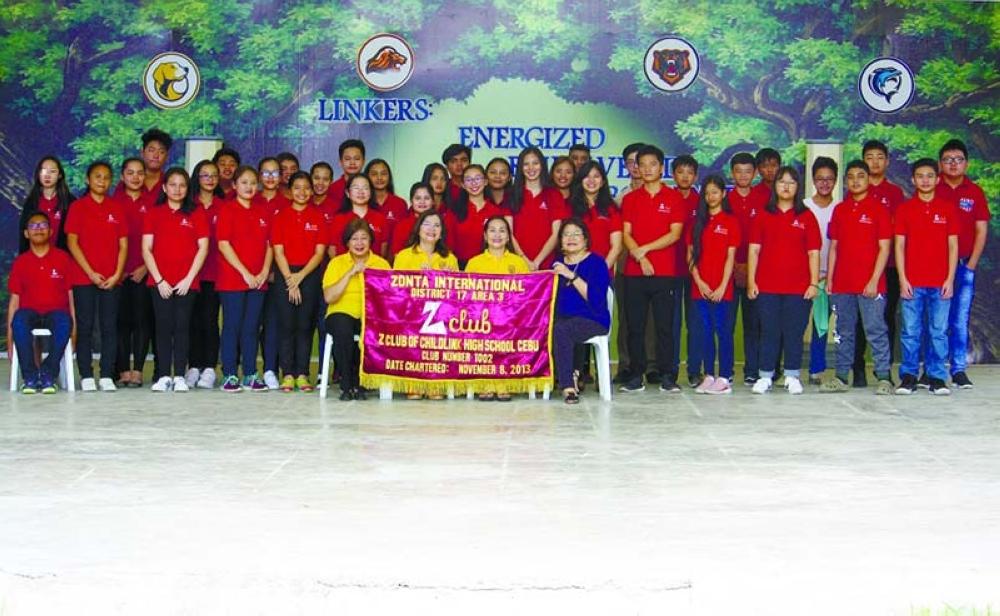 Zonta Club Childlink High School