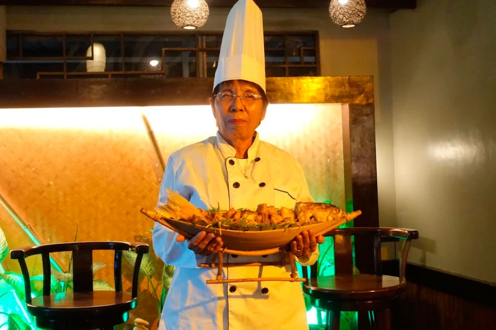 Winning recipe for traditional Aloguinsan dish featured in Parklane