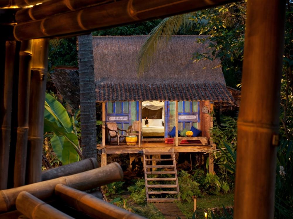 Bambu Induh Hotel. (Contributed photo)