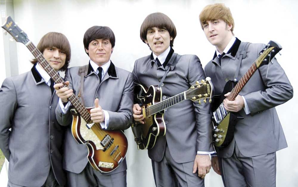 Bootleg Beatles in Cebu - SUNSTAR