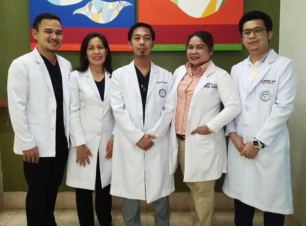 SPMC offers 1st dentistry specialization training program in