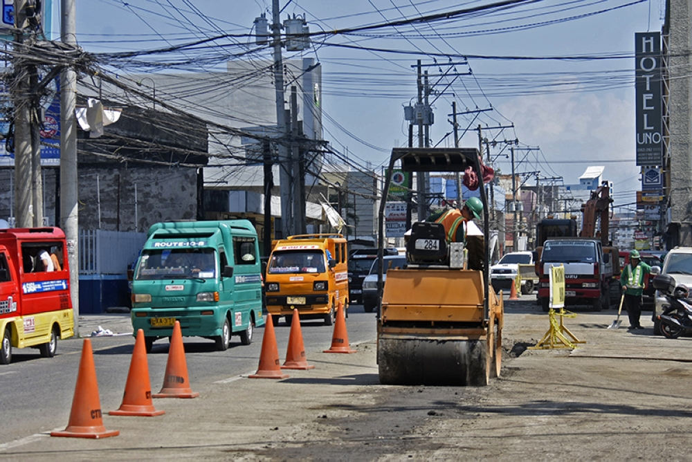 Work continues on underground cable project - SUNSTAR