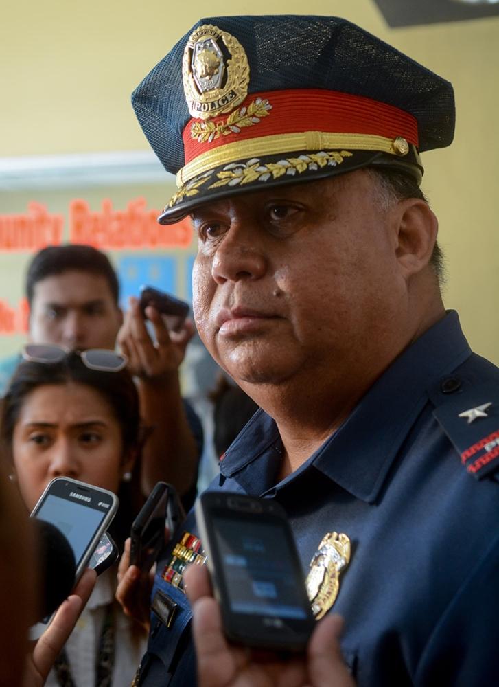 Police chief tags village exec as main suspect in gun attack - SUNSTAR
