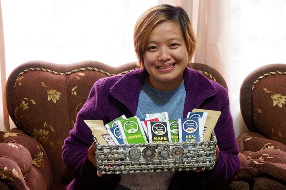 Dulche Chocolates (Photo by Emma Guillermo/MMSU intern)