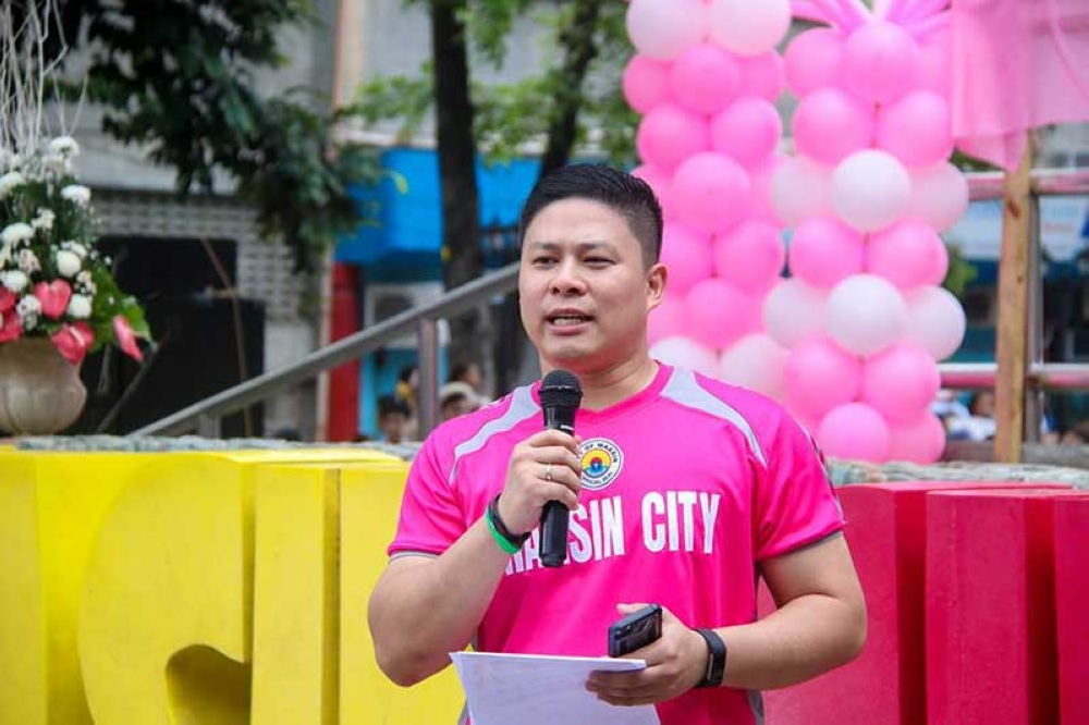 SOUTHERN LEYTE. Mayor Nacional Mercado of Maasin City in Southern Leyte has remained humbled by the numerous recognitions and challenges in the city, as Maasin is set to celebrate its 18th cityhood anniversary on August 10 and fiesta celebration on August 15 in honor of Our Lady of Assumption. (Photo courtesy of Mayor Nacional Mercado)