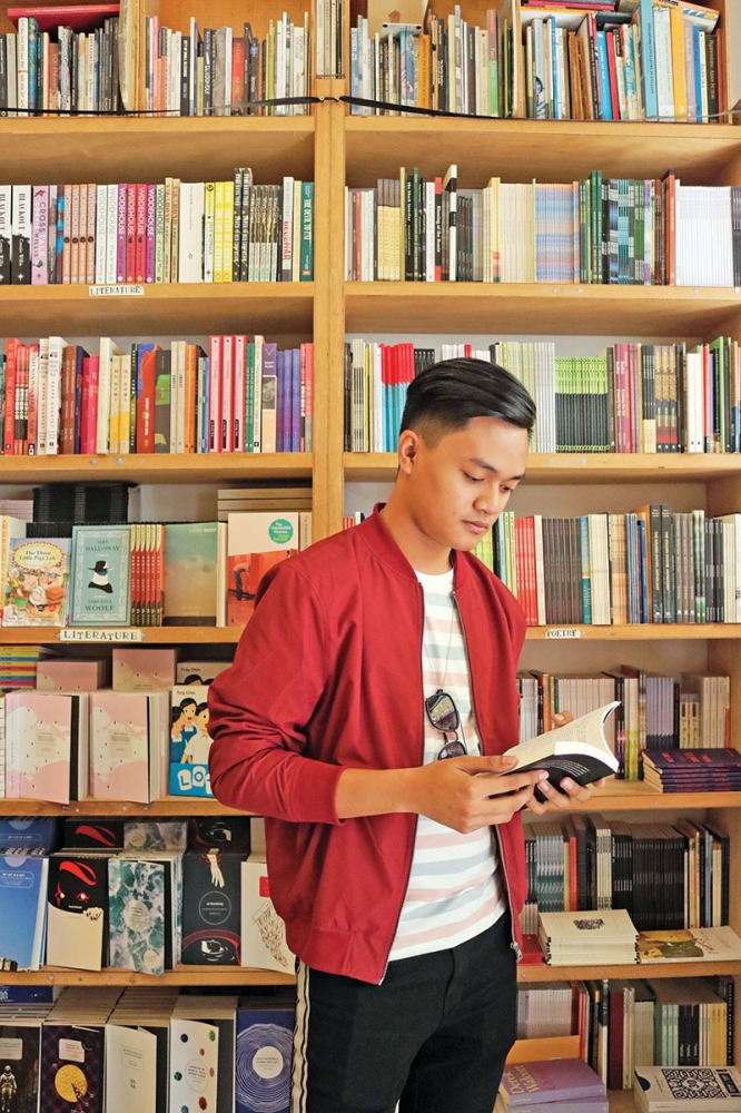SINGAPORE. Go book-browsing at the vintage quaint bookshop of BooksActually. (Ace June Rell S. Perez)