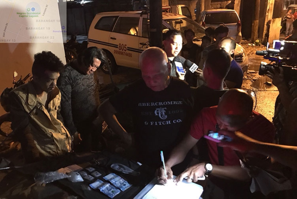 Photo courtesy of the Western Visayas Regional Police Office
