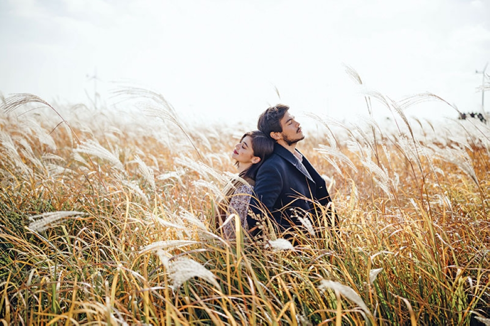 ANNE'YEONG! Erwan Heussaff and Anne Curtis-Heussaff, a certified K-Drama fan, set their pre-nuptial pictorial in Korea. (Hendry Yadhisna)