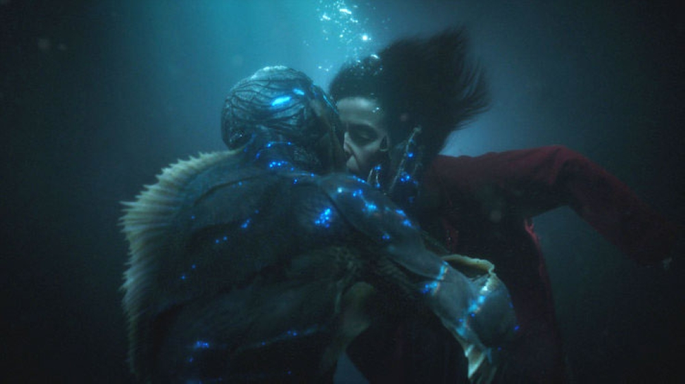 The Shape Of Water. This year's best picture winner earned close to $200 million in box-office receipts. (Foto/Techcrunch)