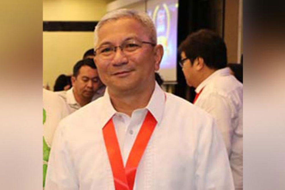 PDEA chief Aaron Aquino (File Photo)