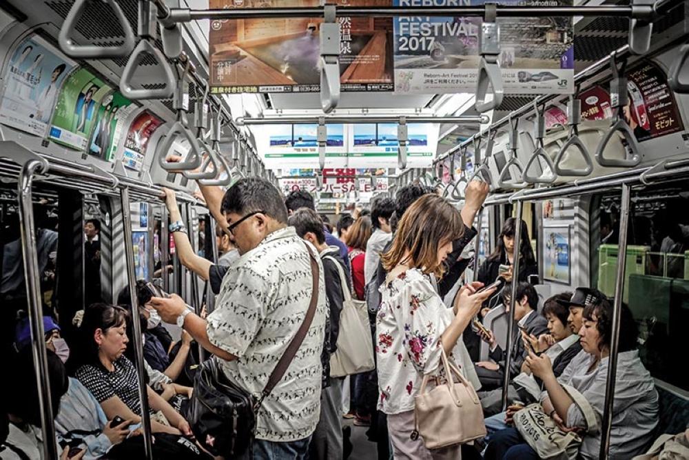 Embrace public transport