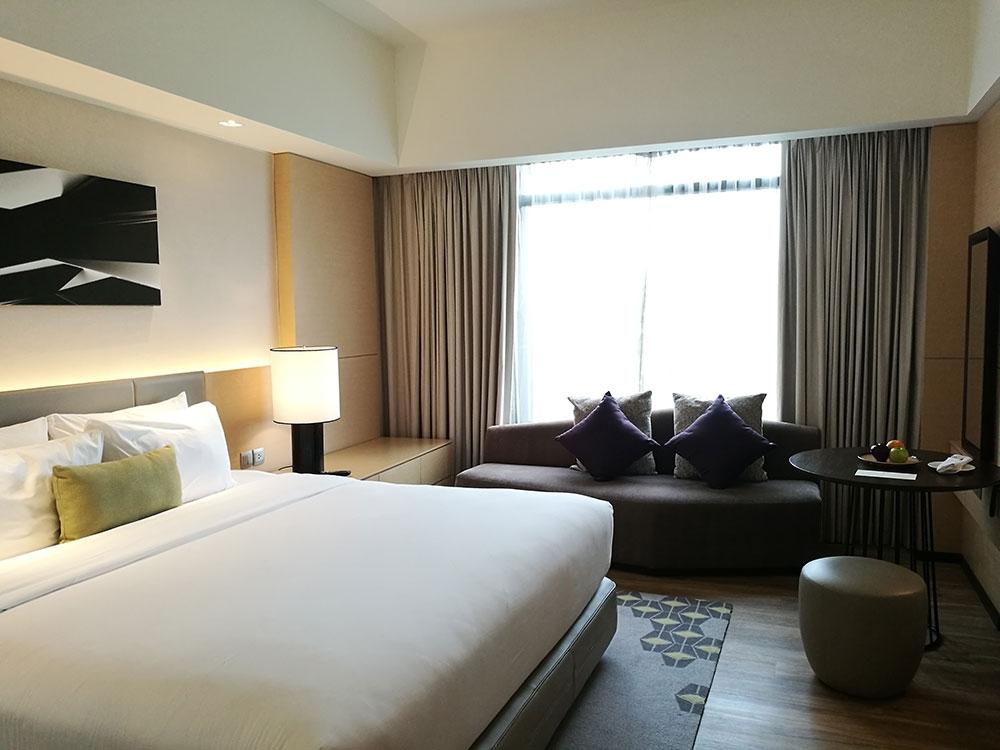 Seda guest room