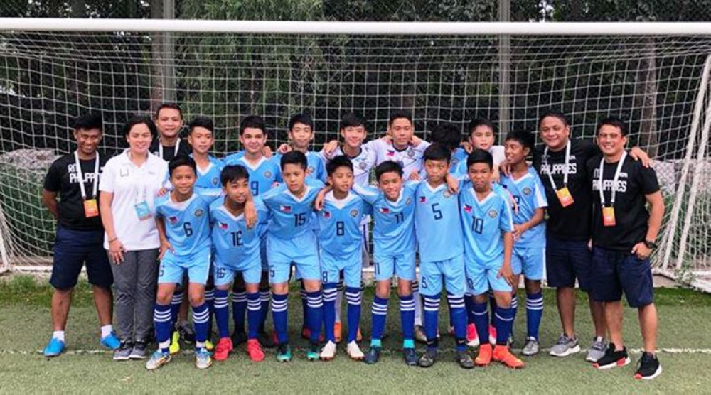 BACOLOD. Still a good run for Nofa-led Philippine team in the Soong Ching Ling Cup. (Andrew Infante)