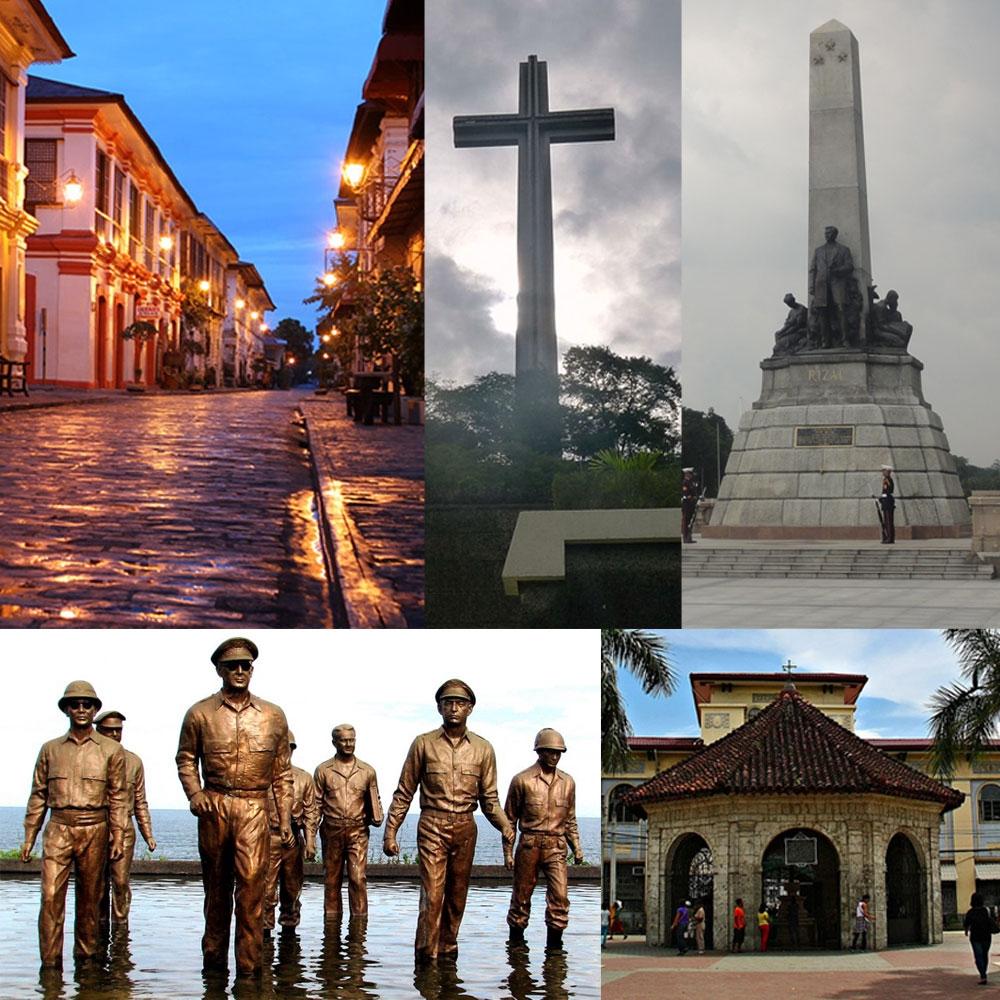 (Fotos from wikipedia, travel .viralcreek.com, mapio.net, and justgola.com)