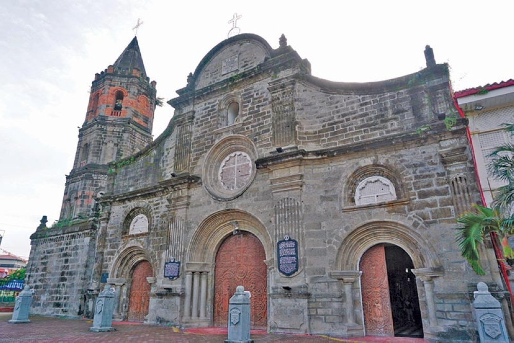 The Barasoain Church façade. (Contributed photo)