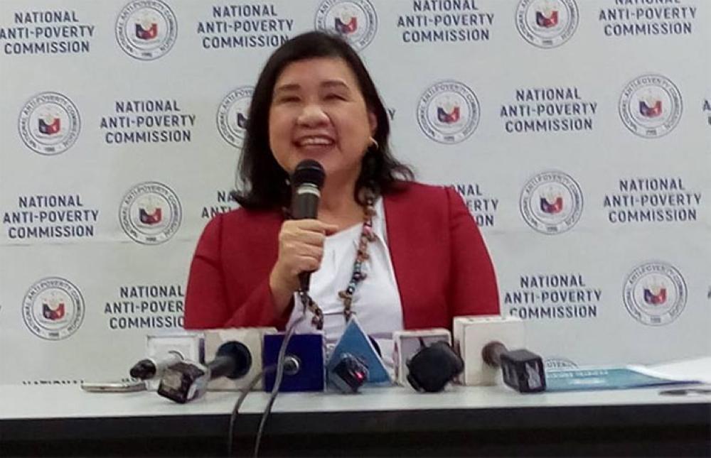 Photo from Secretary Liza Maza Facebook page
