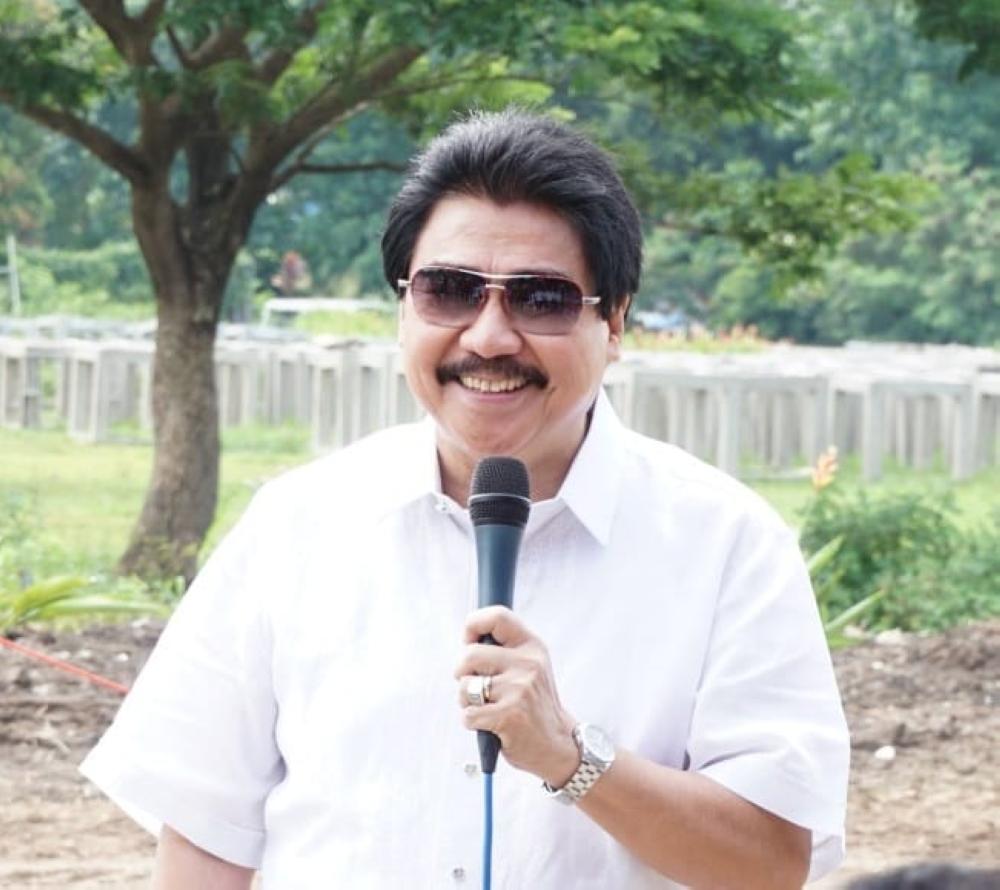 Bacolod City Mayor Evelio Leonardia (SunStar Bacolod)