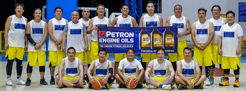 Sprint 4t Racer after winning the 36 and Above title of the Fil-Sino Petron Cup 2018. (Alan Su)