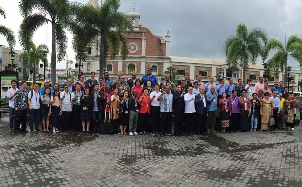 BATAAN. Delegates of the 4th Meeting of Asia-Pacific Parliamentarian Forum on Global Health visited the Province of Bataan to benchmark its health programs. The City of Balanga hosted Friday the meet that sought to foster collaboration for sustainable health programs. (PIA-Central Luzon)