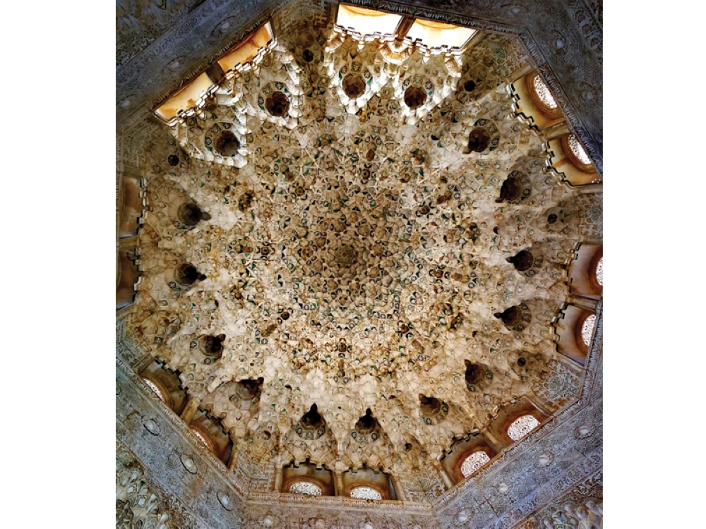 Tales from my feet: The Alhambra and the Mezquita