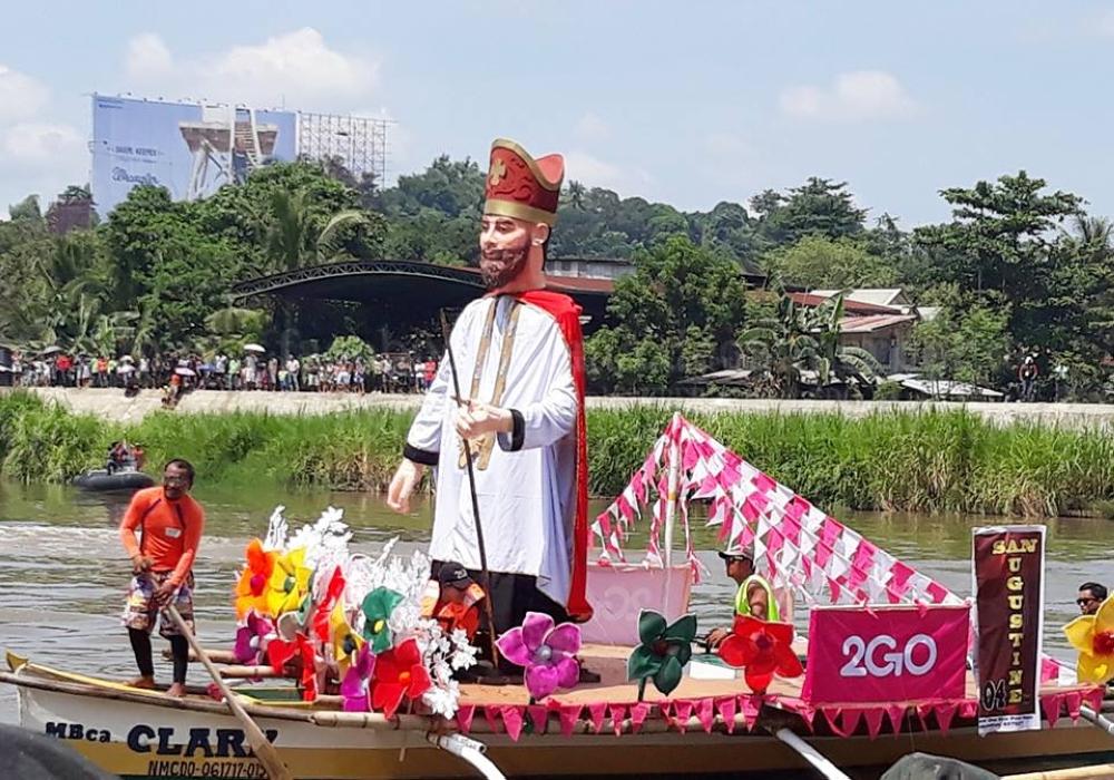 CAGAYAN DE ORO. Usa sa mga kalihokan sa Higalaay Festival 2018 nga gisaksihan sa daghan nga katawhan. (Kris S. Sialana)