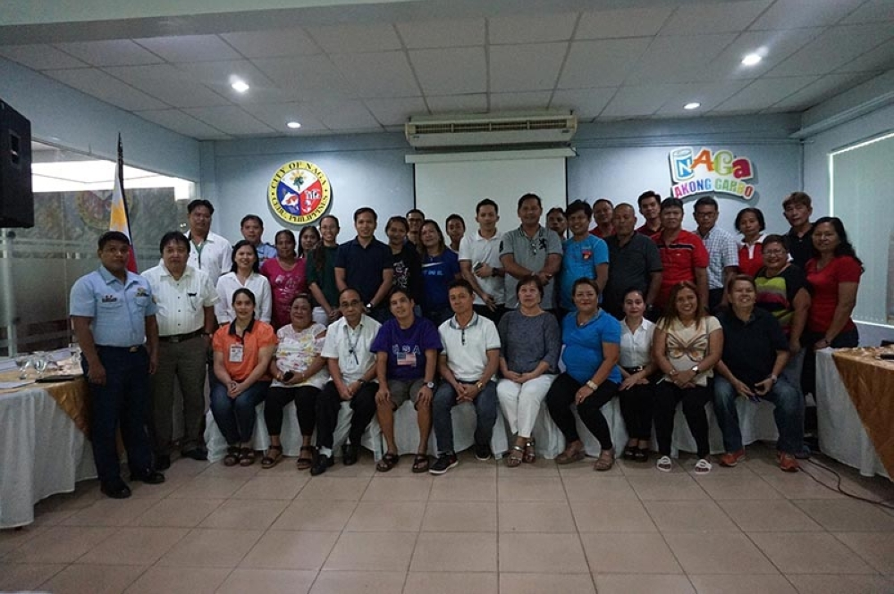 PROGRAMS, INITIATIVES. Kepco SPC Power Corp. presented its programs and initiatives during its stakeholders' forum held recently in the City of Naga. (Contributed photo)