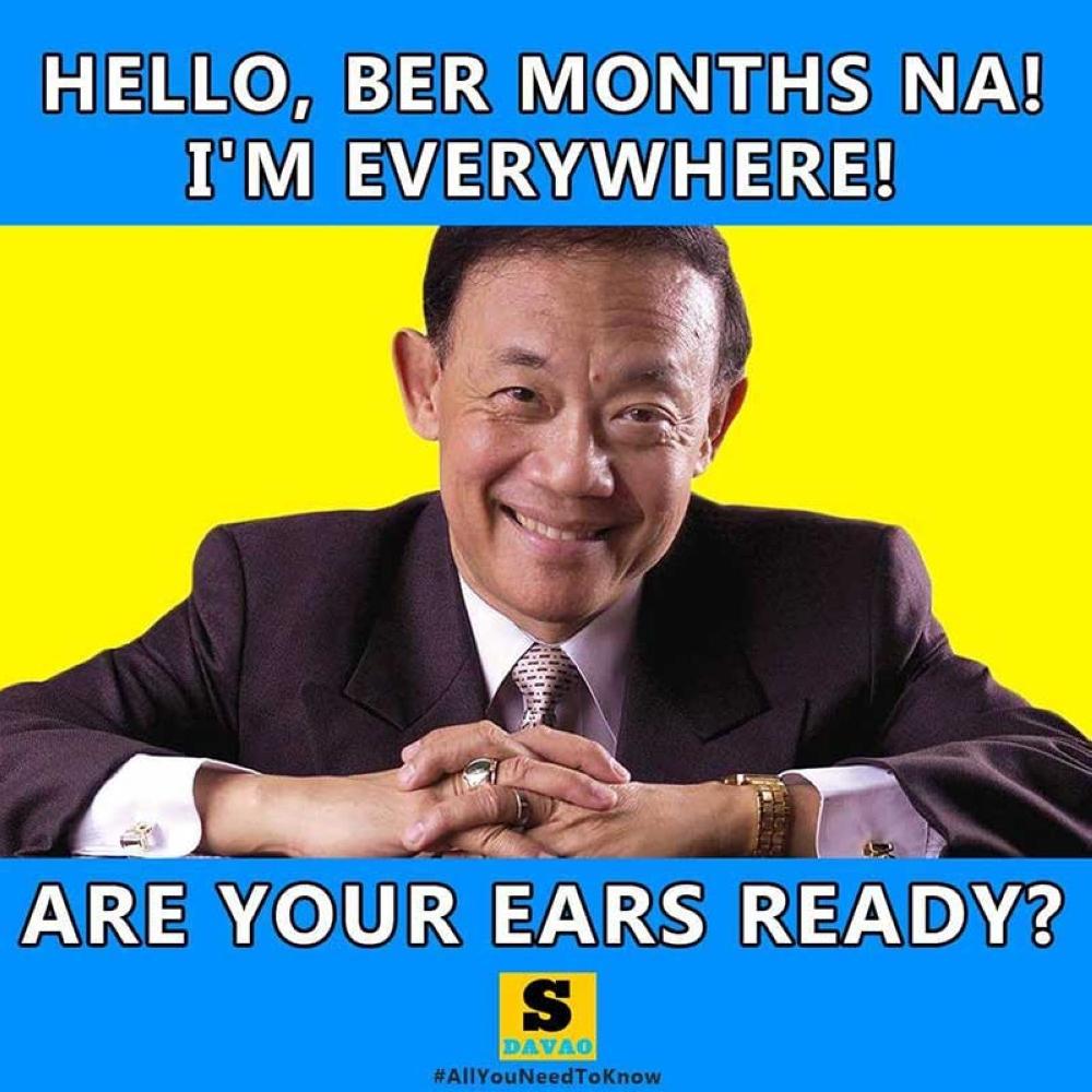 Christmas Memes Philippines.Jose Mari Chan Filipinos Yuletide Inside Joke Sunstar