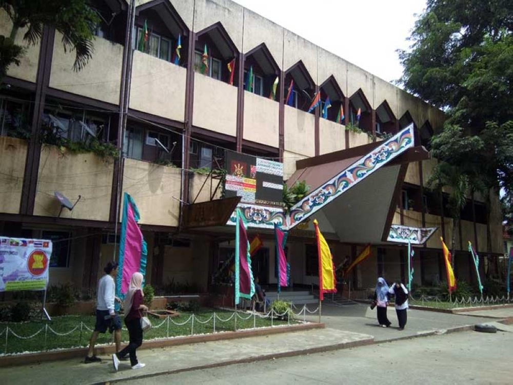 Mindanao State University. (Riz P. Sunio)
