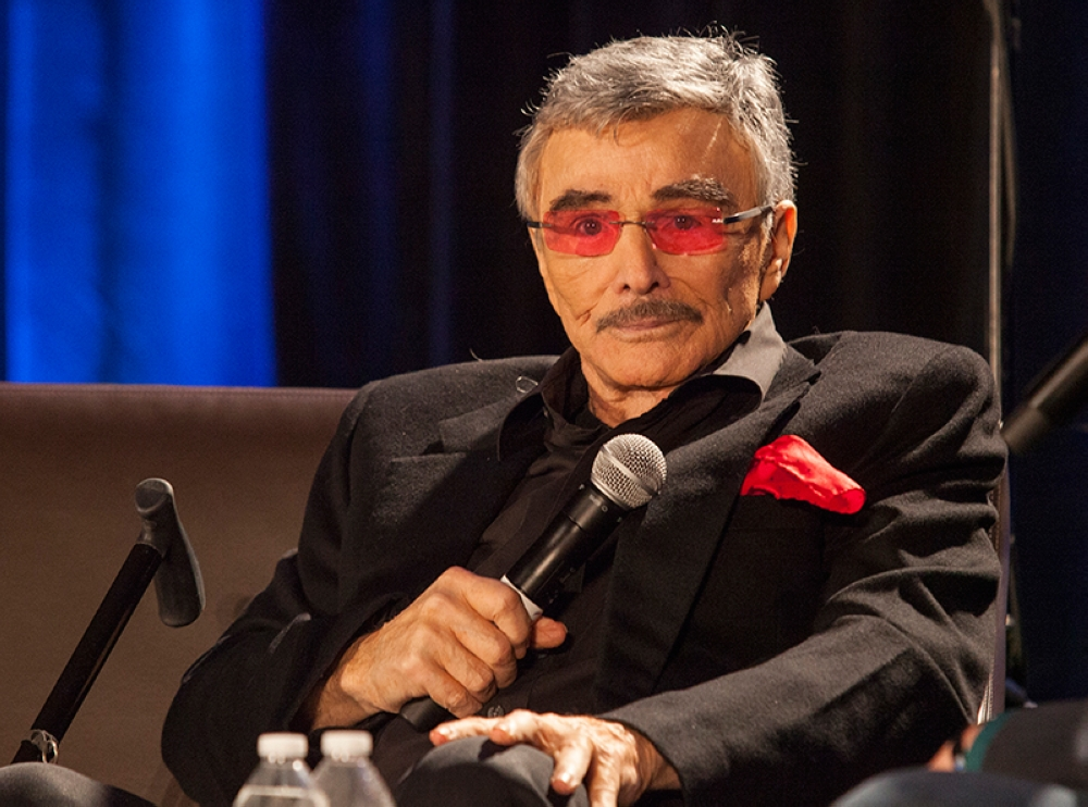 Burt Reynolds (Photo by Barry Brecheisen/Invision/AP, File)