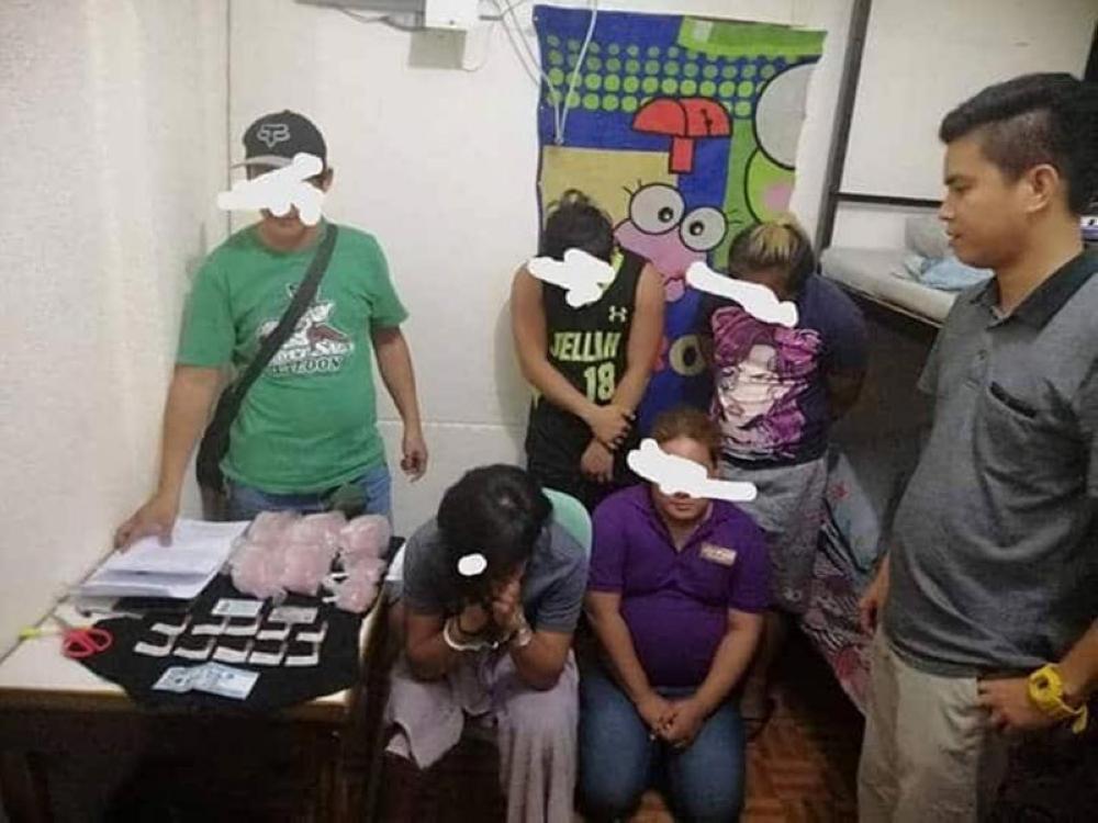 Photos courtesy of the Abellana Police