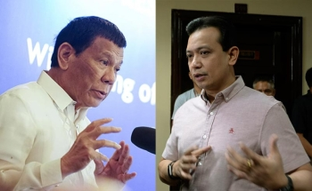 (Photo from Presidential Communications Facebook page and Alfonso Padilla/SunStar Philippines)